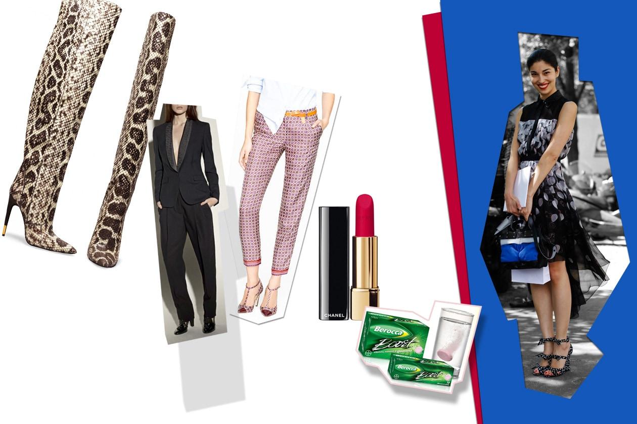 Fashion Week Essential Caroline Issa