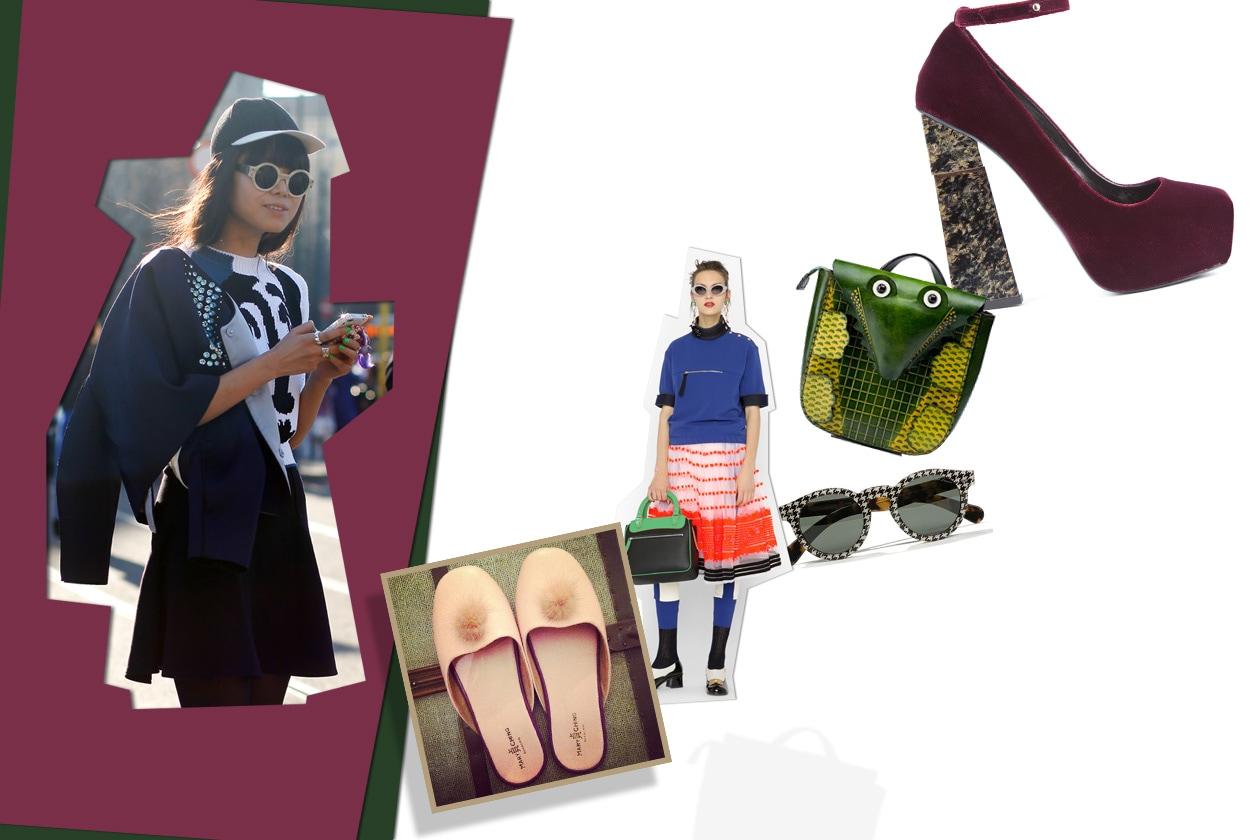 Fashion Week Essential Leaf Greener