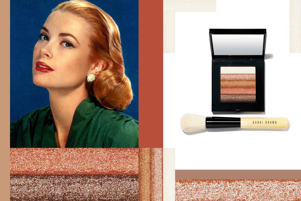 Grace Kelly 03 Bobbi Brown Bronze Shimmer Brick1
