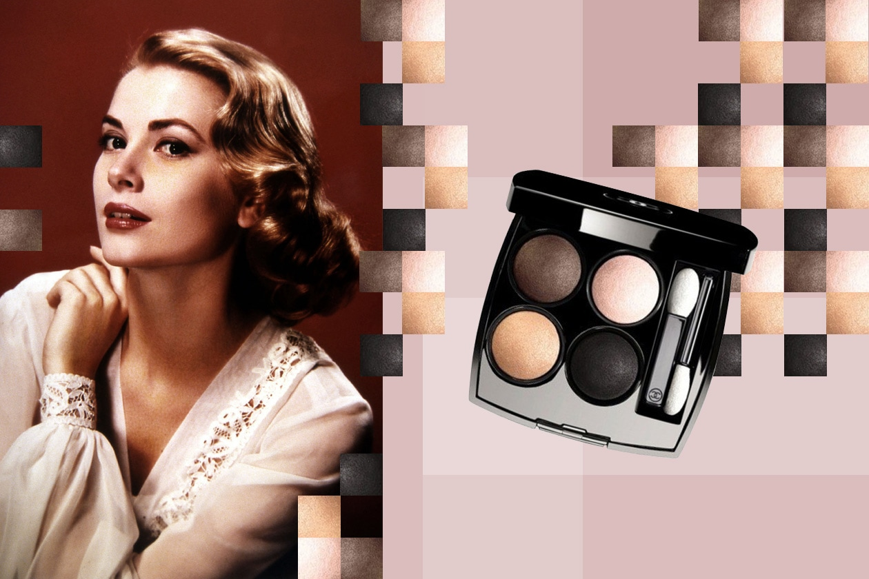 Grace Kelly chanelles 4 ombres