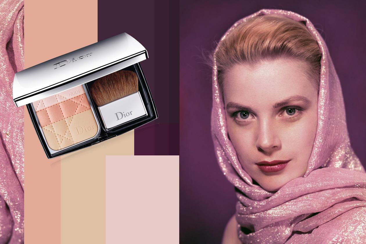 Grace Kelly dior nude skin glow
