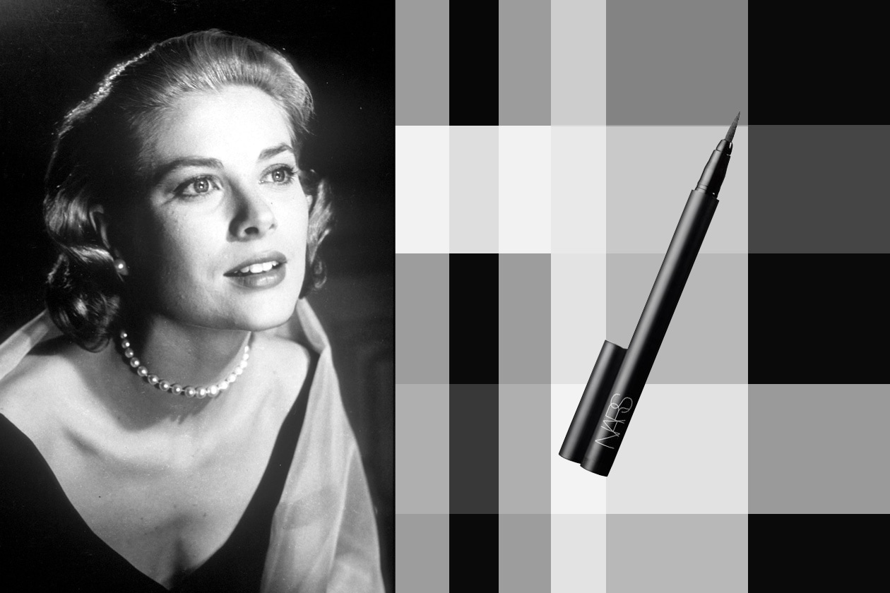 Grace Kelly nars black eyeliner carpates xln lgn