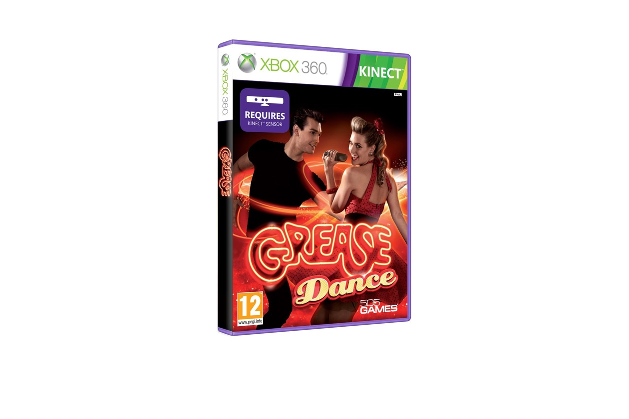 Grease Dance XBOX
