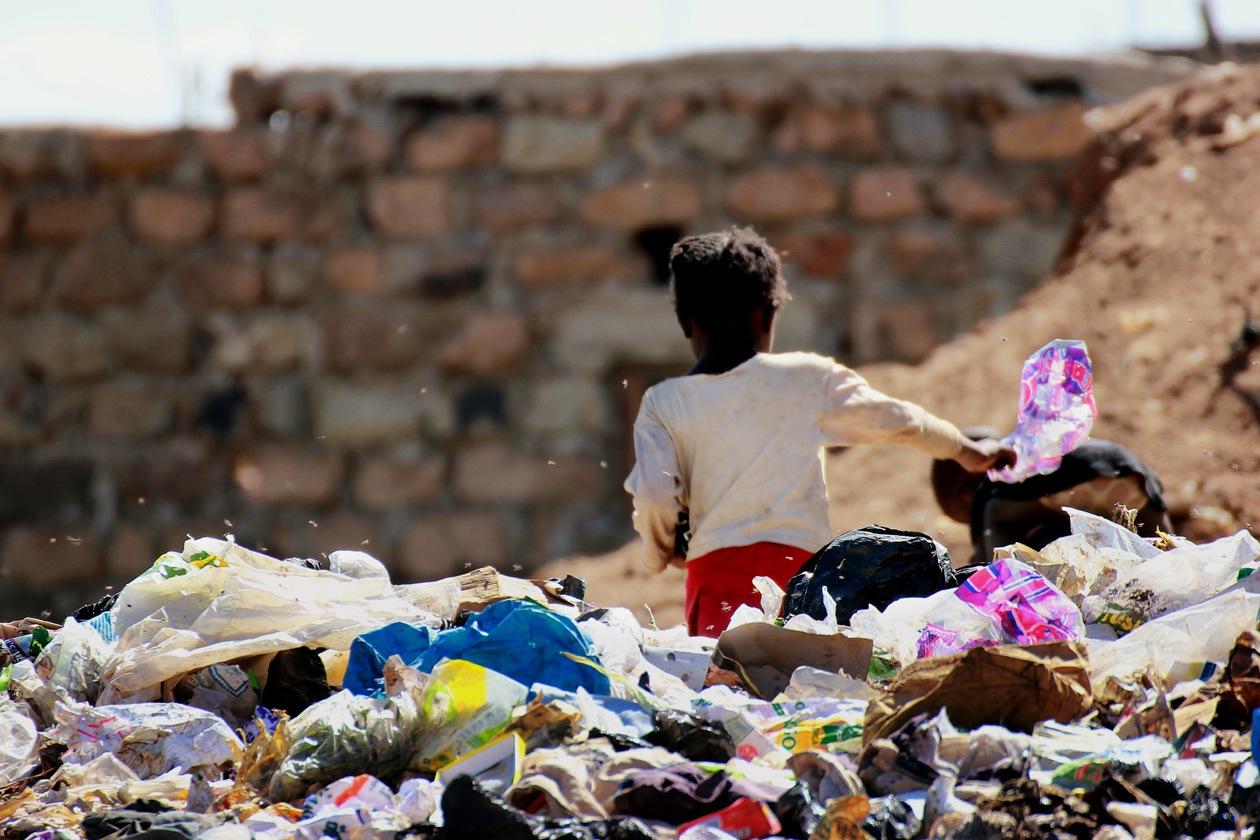 I bambini dello slum di Korogocho