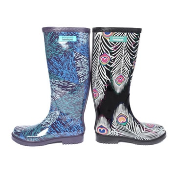 I nuovi Rain Boots di Havaians e Matthew Williamson