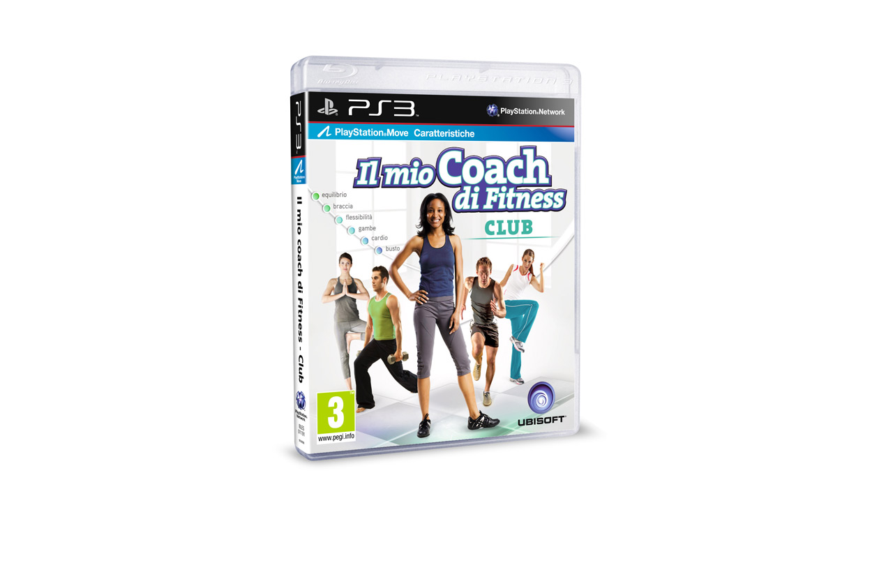 Il mio coach fitness club PS3
