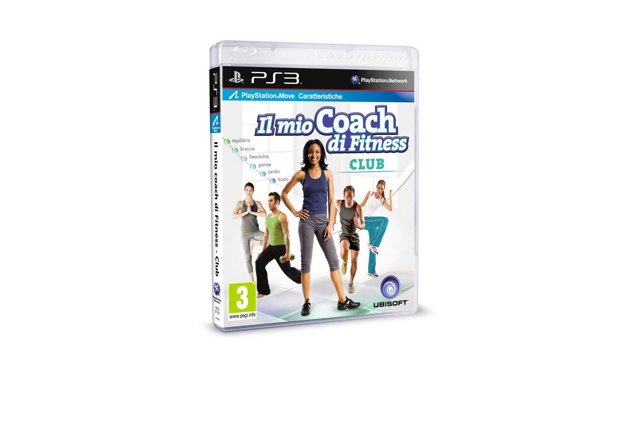 Il mio coach fitness club PS3