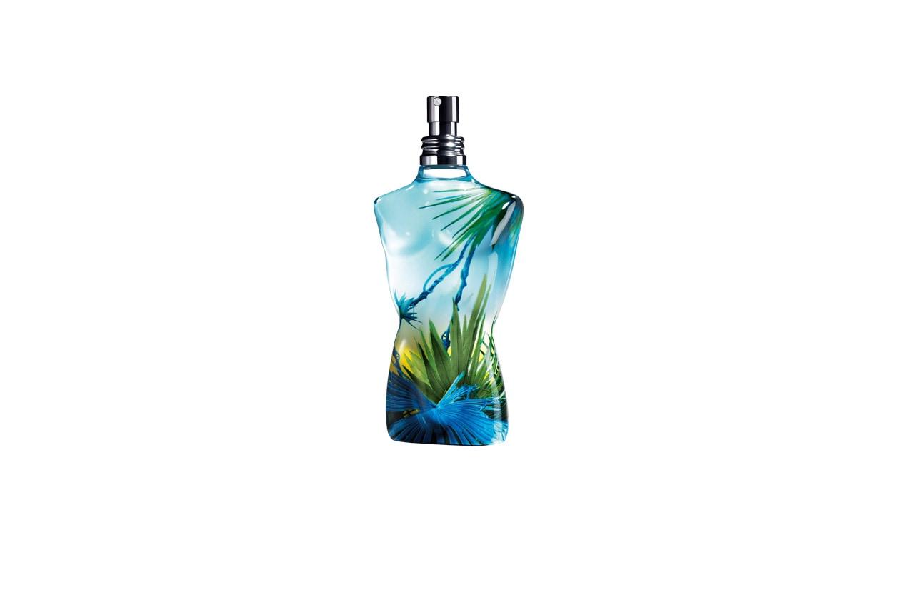 Ispirazione orientale anche per Le Male Eté 2012 di Gaultier: aromatica e verde, è più fresca e frizzante della versione originale