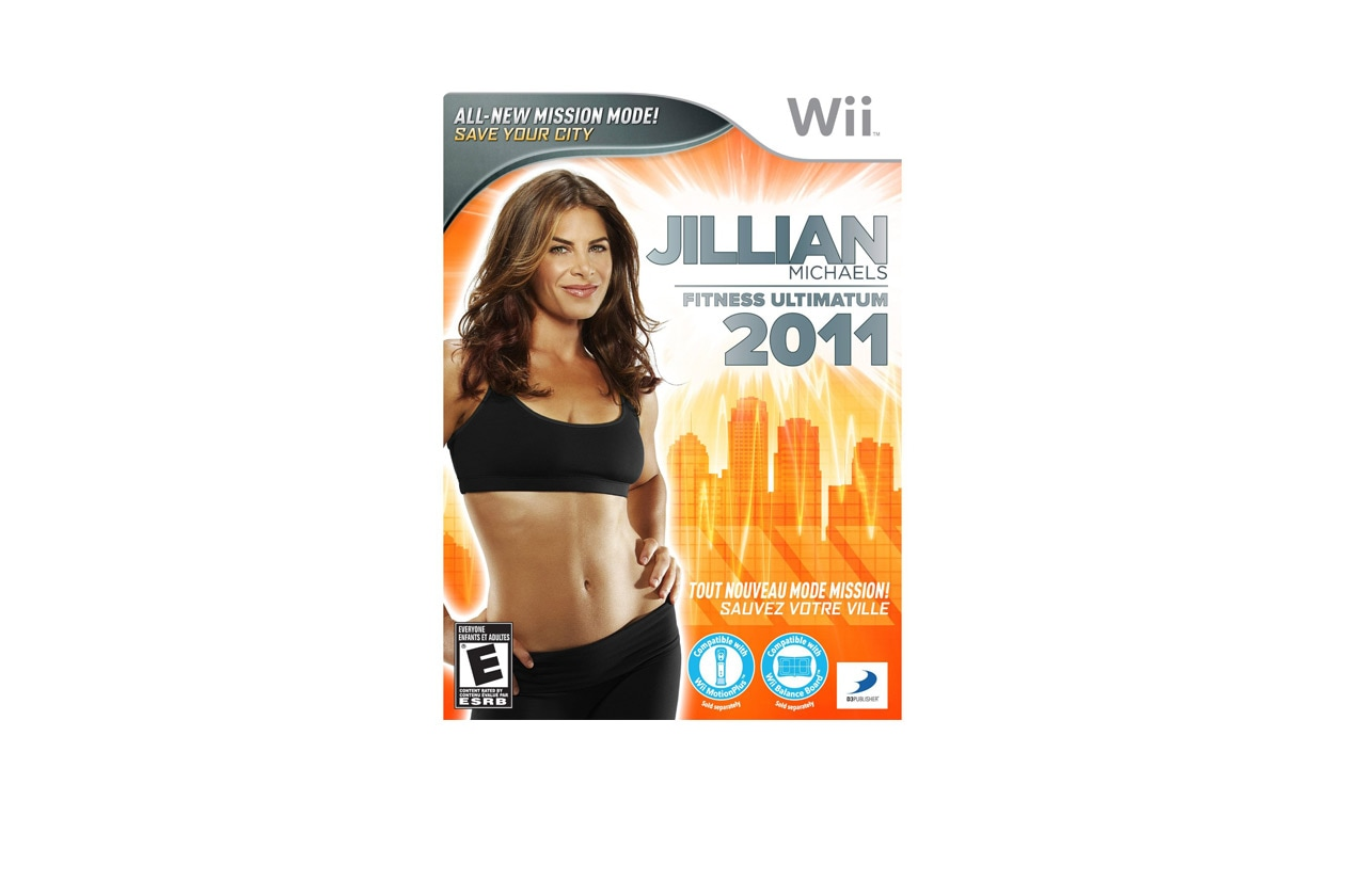 Jillian Michael Fitness Ultimatum 2011 Wii