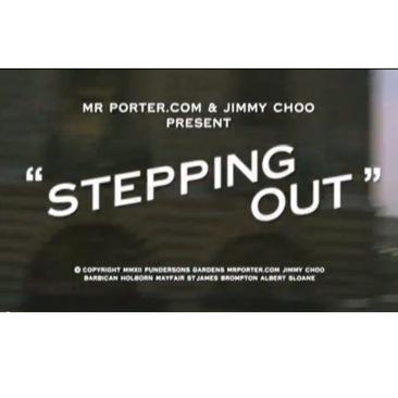 Jimmy Choo presenta Stepping Out