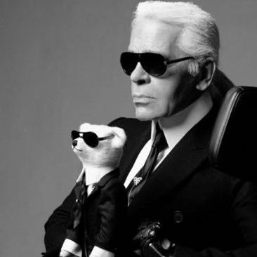 Karl Lagerfeld: ecco le regole stilistiche