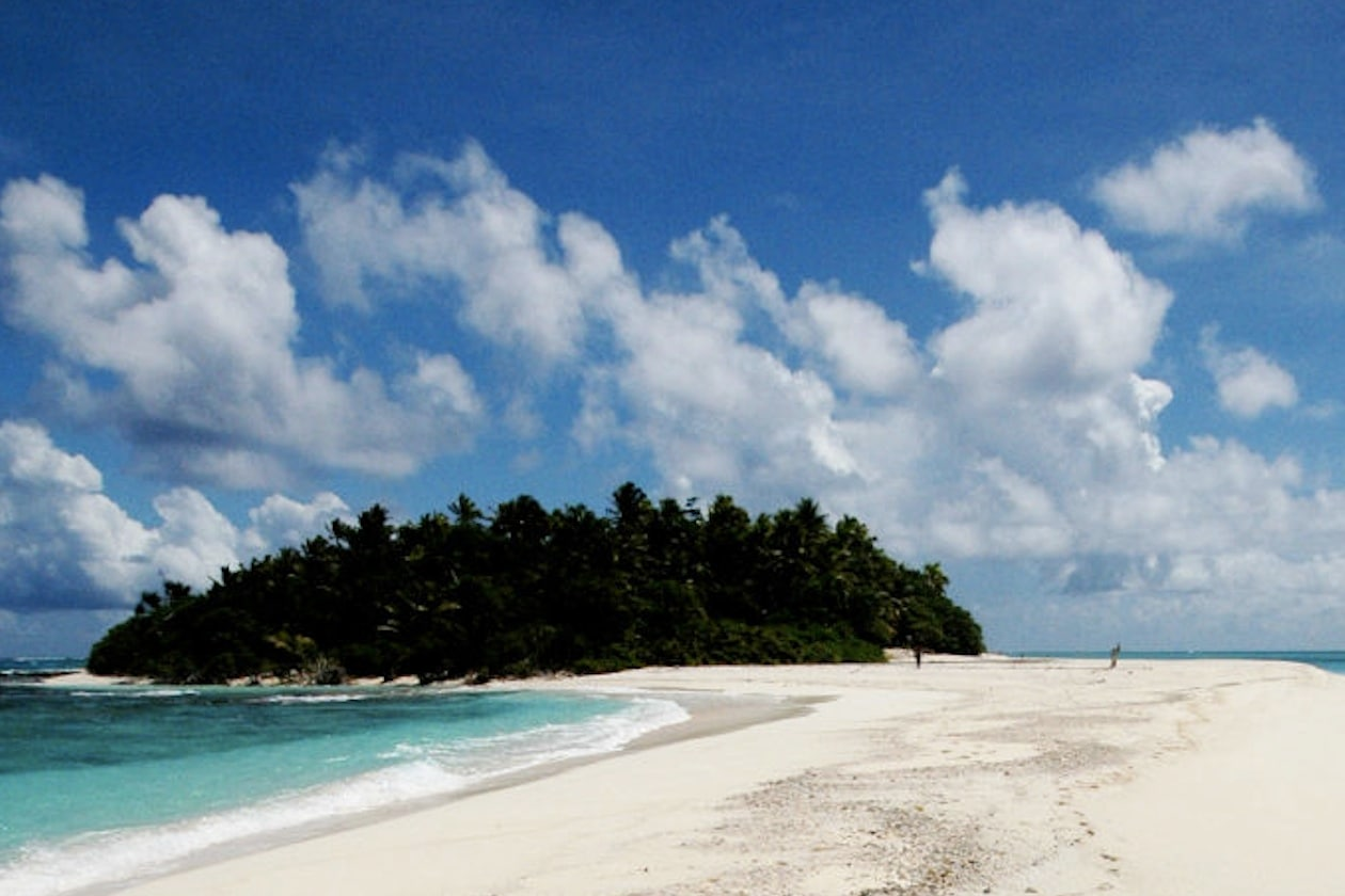 L'intera isola Nanuku Levu alle Fiji da € 320, 10 posti letto