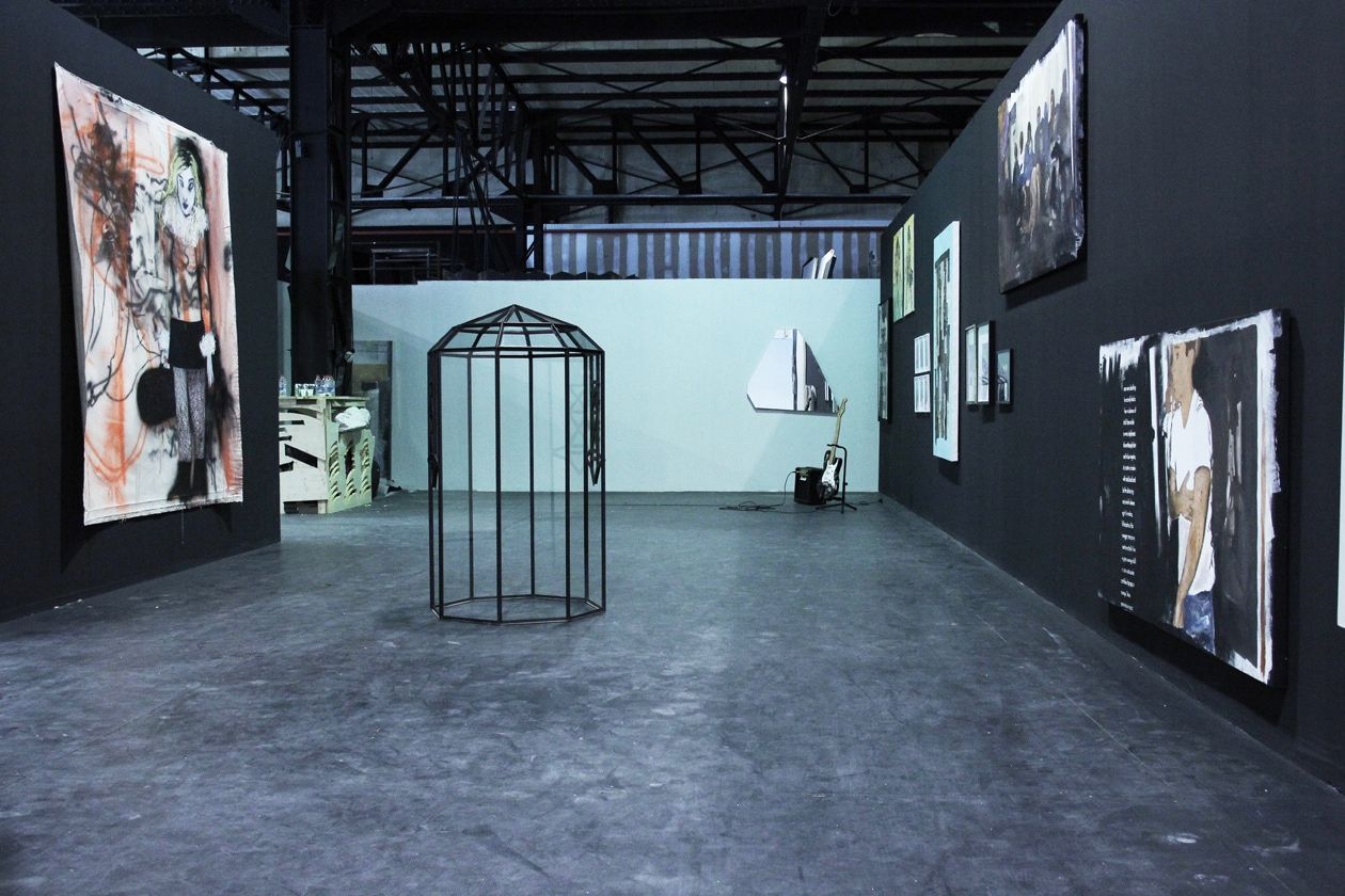 Le Confort Moderne, Poitiers Progetto ospite 2012