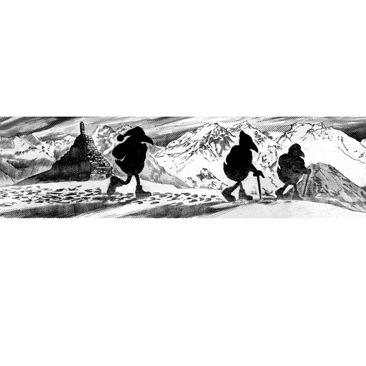 Moncler celebra il 60° con un fumetto