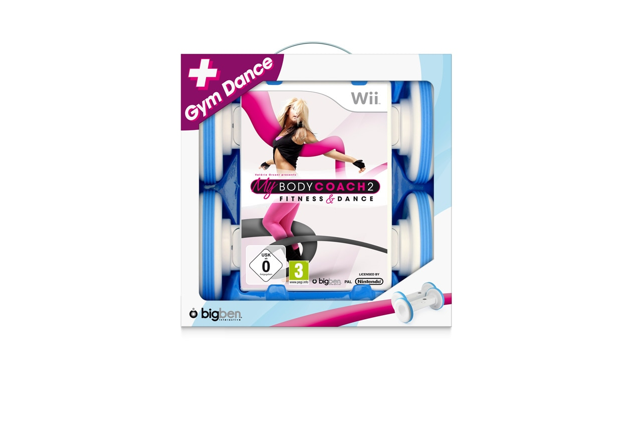 My Body Coach 2 Fitness And Dance Wii