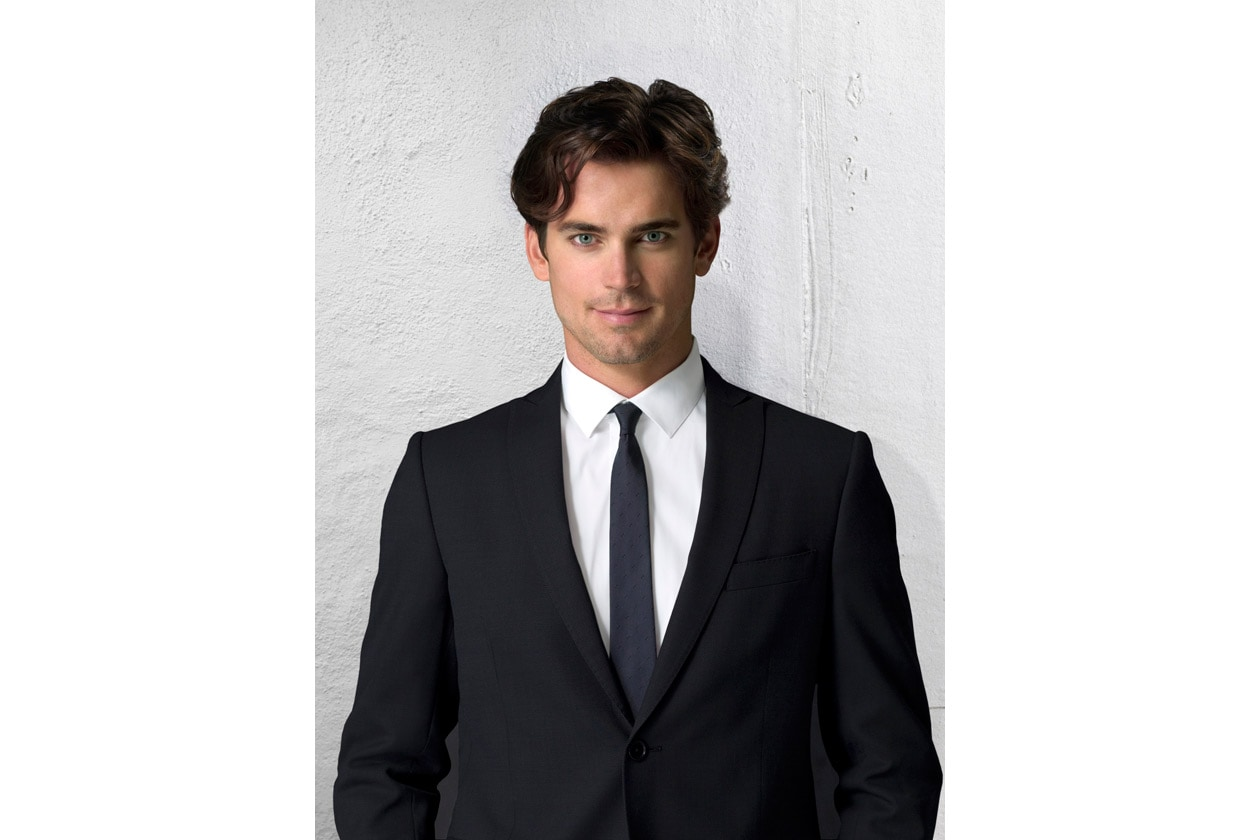 Neal Caffrey white collar matt bomer