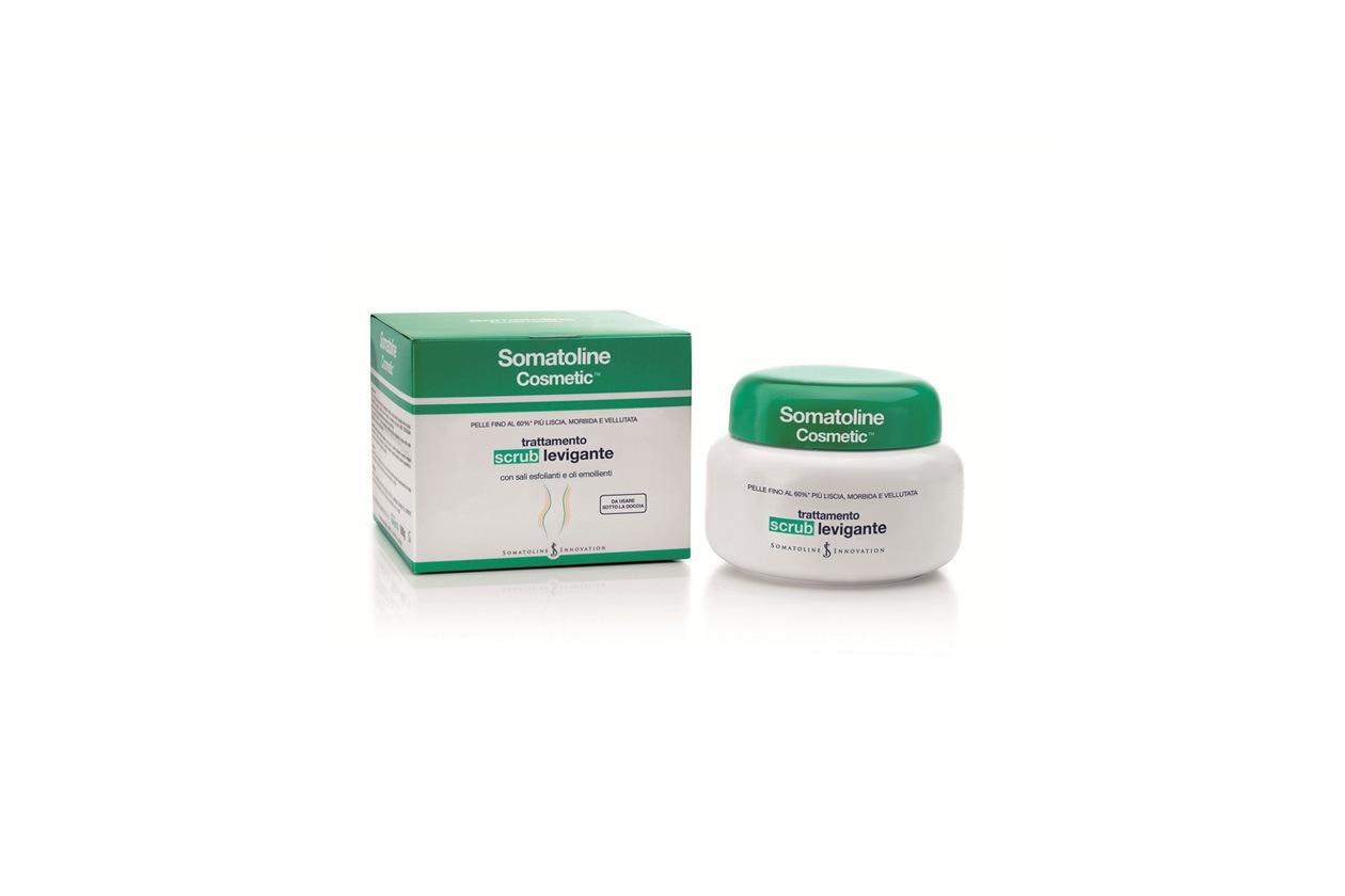 Somatoline Cosmetic Trattamento Scrub Levigante