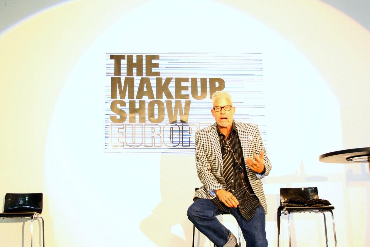 Special guest al The Make Up Show Europe: Billi B, il make up artist di Lady Gaga