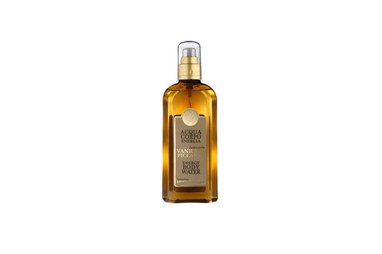 "Una fragranza bio ma ""piccante"", l' Eau de Parfume de L'Erbario Toscano ha un profumo avvolgente e caldo"