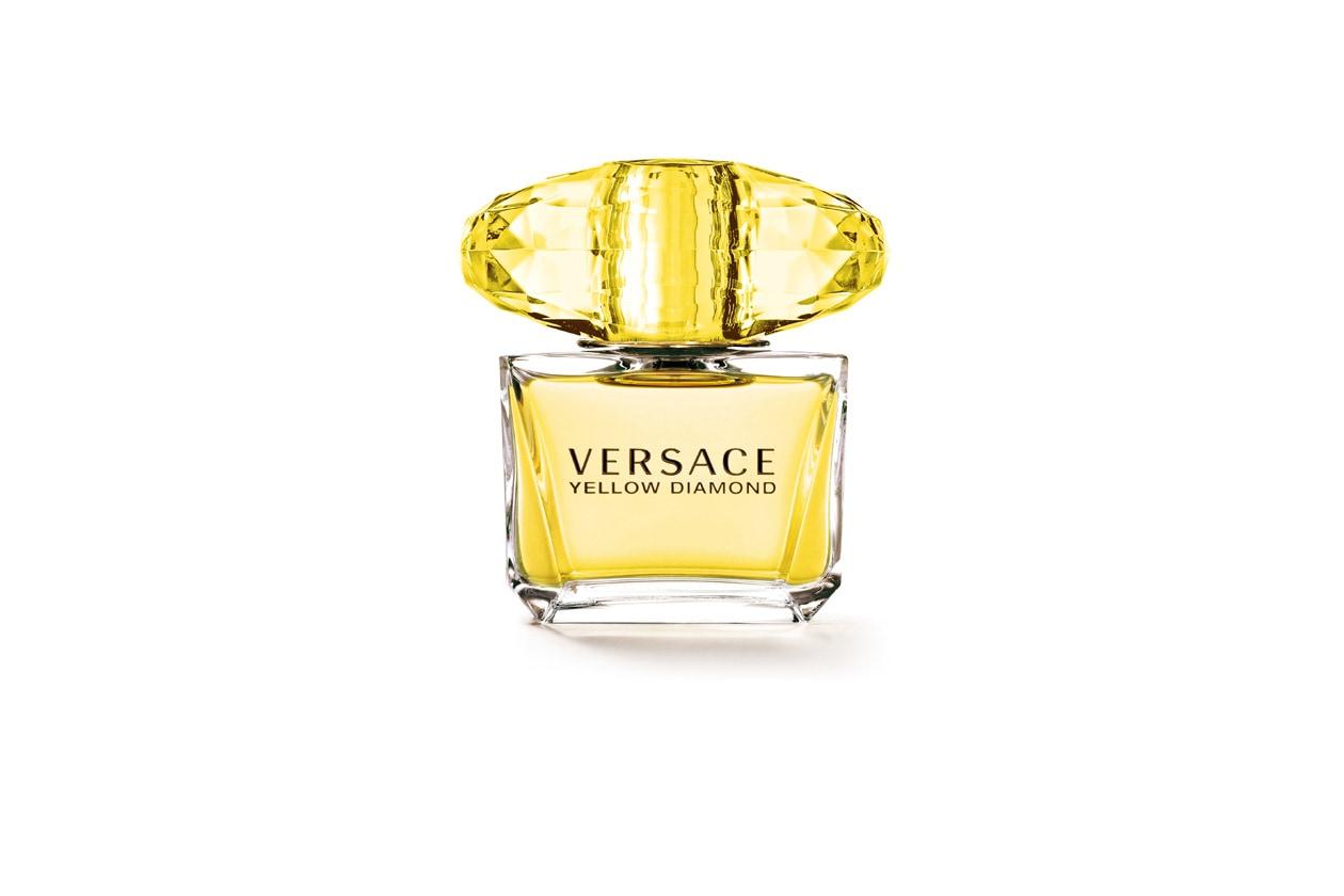 """Yellow Diamond di Versace è stato nominato """"miglior profumo femminile Made in Italy"""" del 2011"""