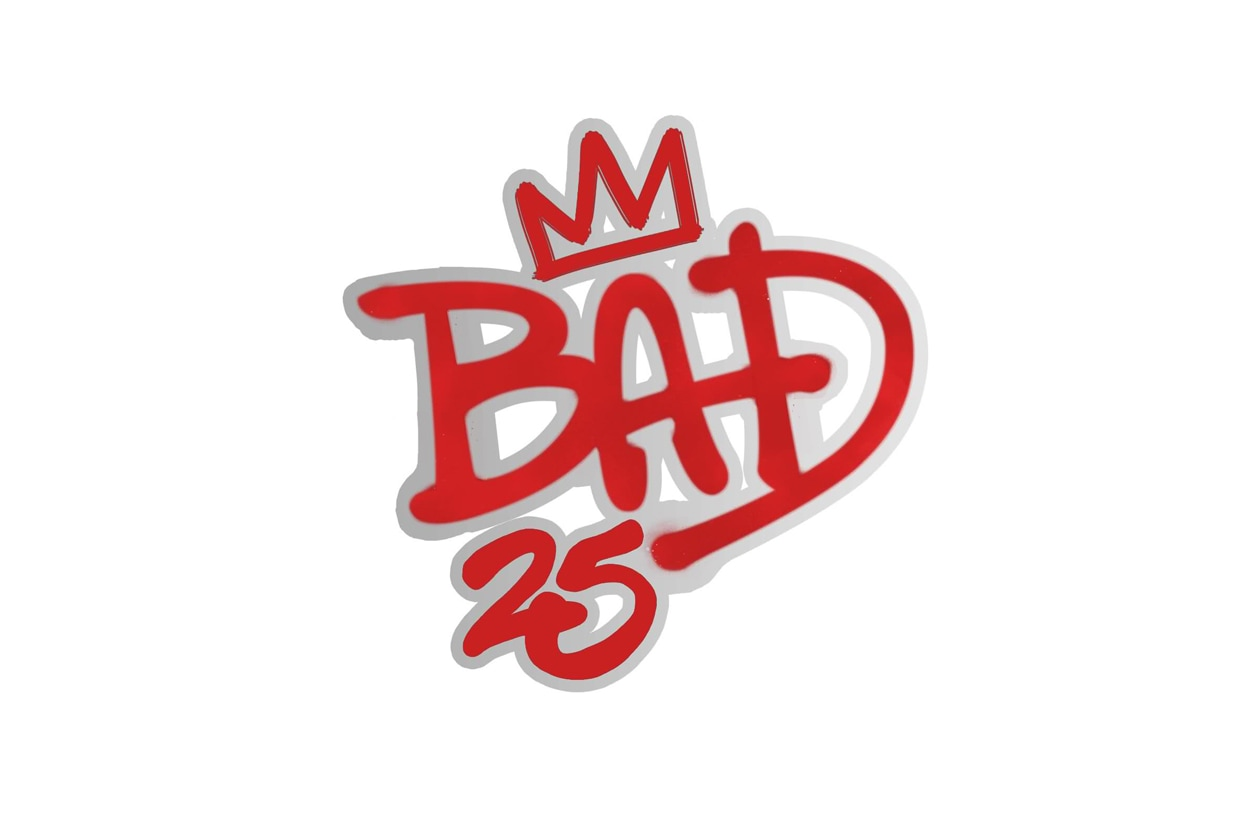 bad 25 (logo)