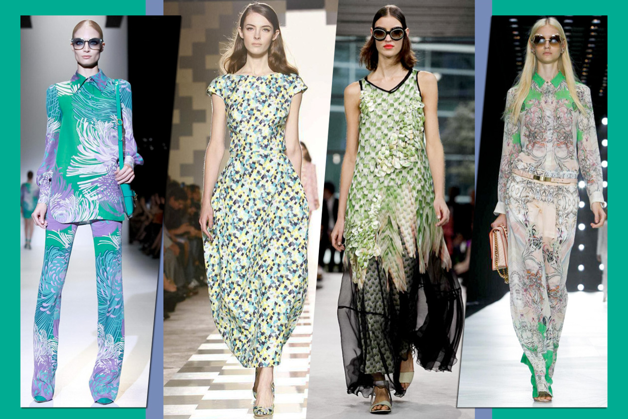Milano Fashion Week: i trend della primavera-estate 2013