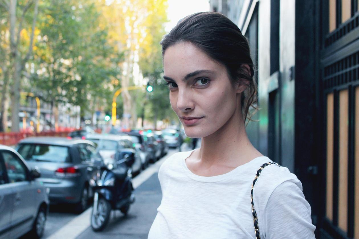 Modelle: intervista a Mariana Coldebella