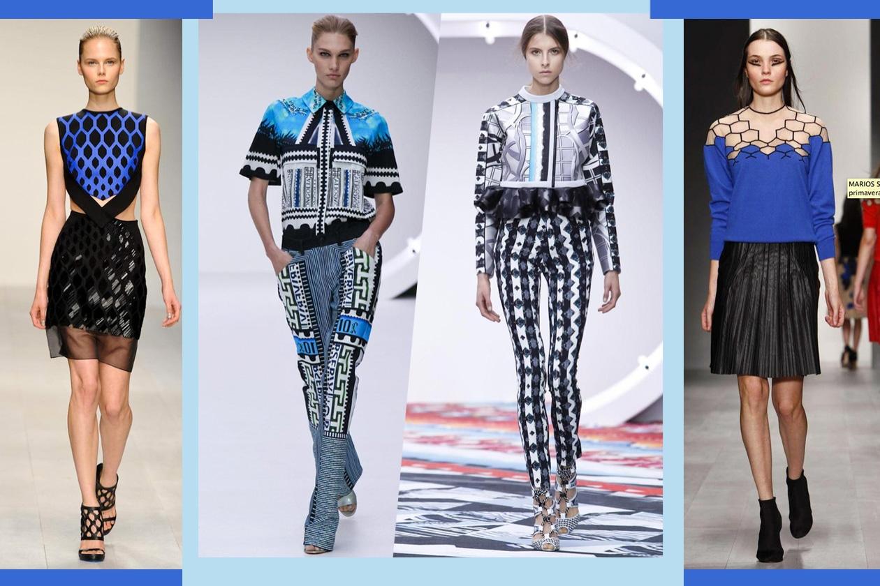 Londra Fashion Week: i trend della primavera-estate 2013