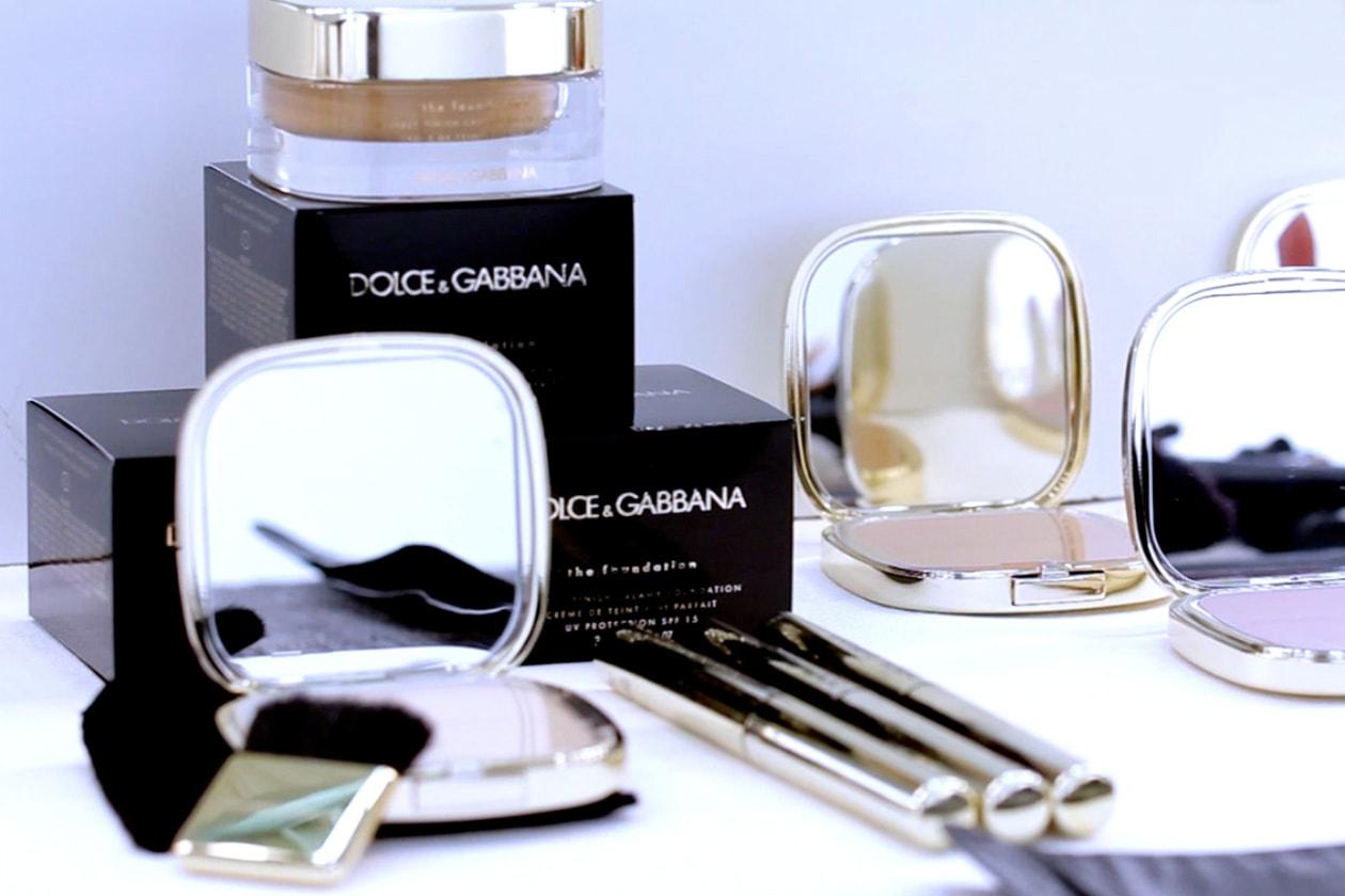 Dolce & Gabbana Intense Eyes: tutti i prodotti utilizzati