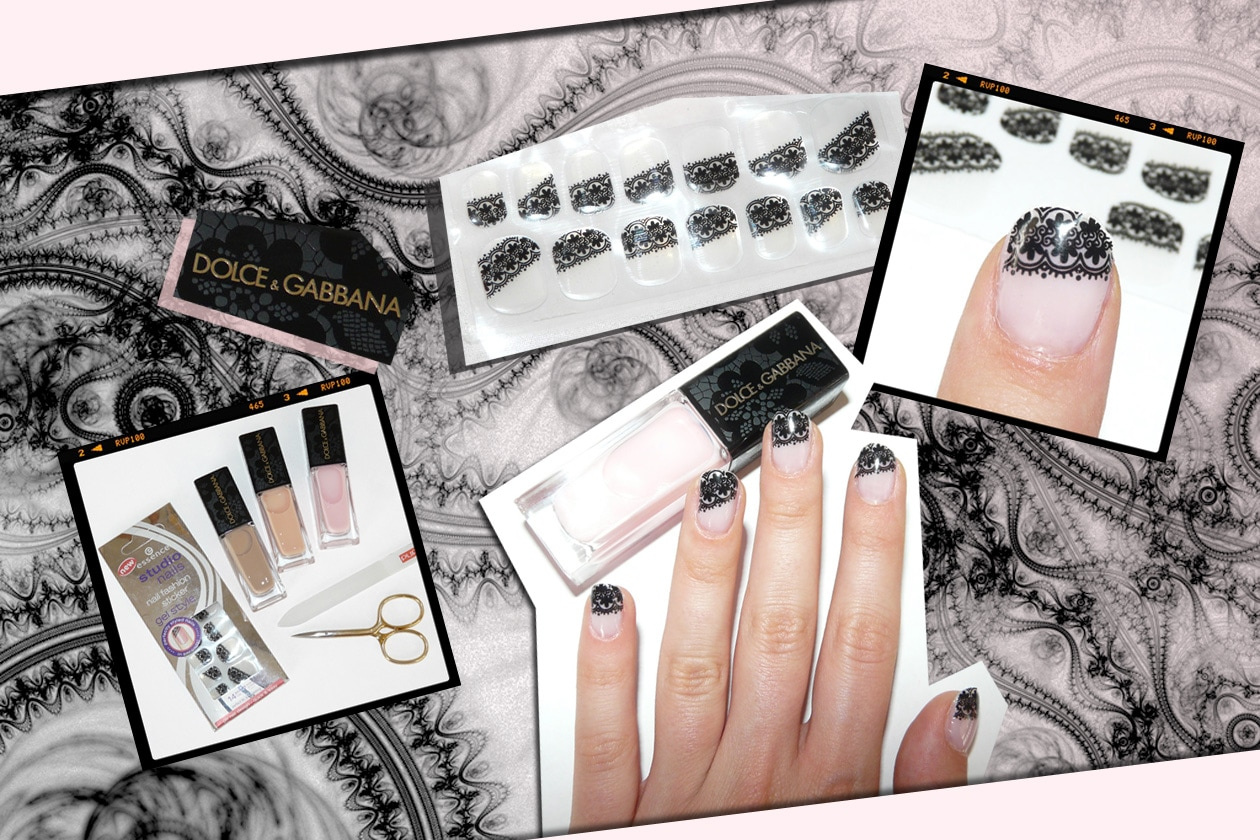 manicure pizzo