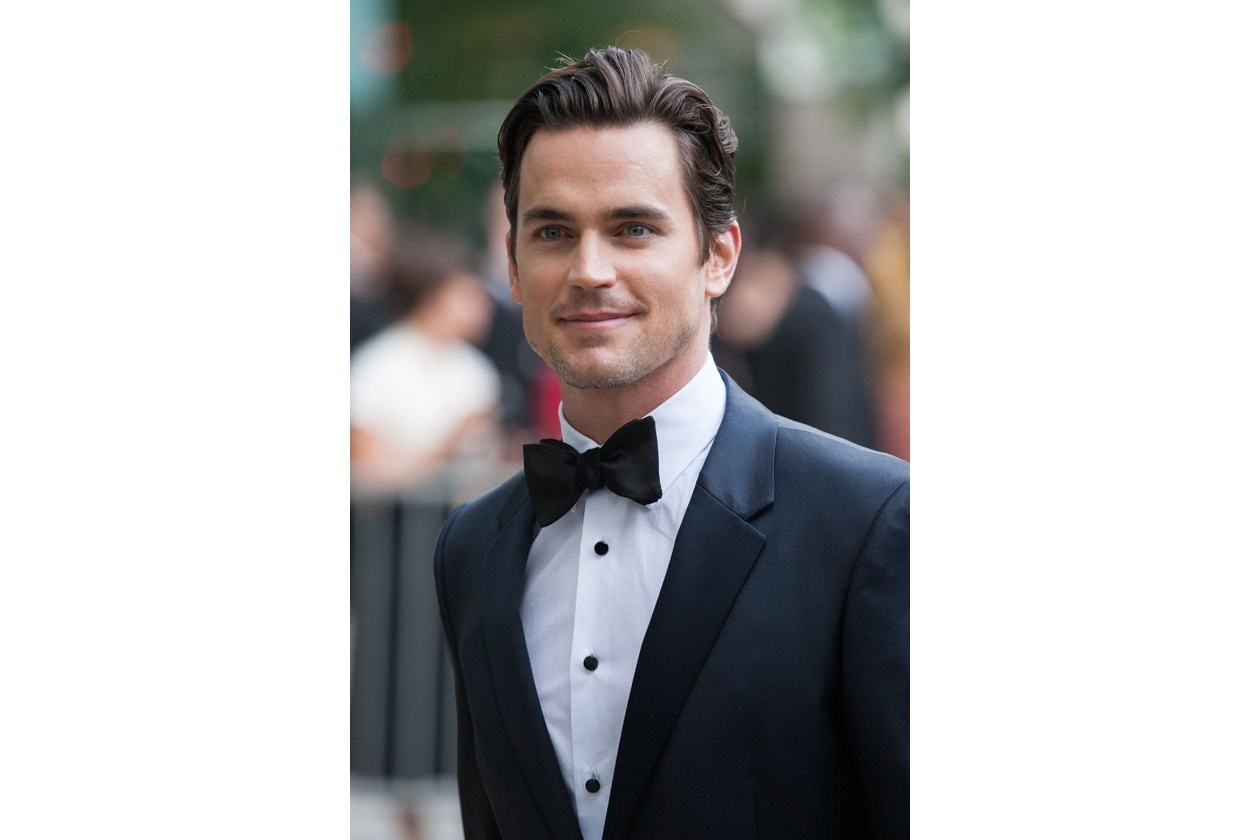 matt bomer red carpet