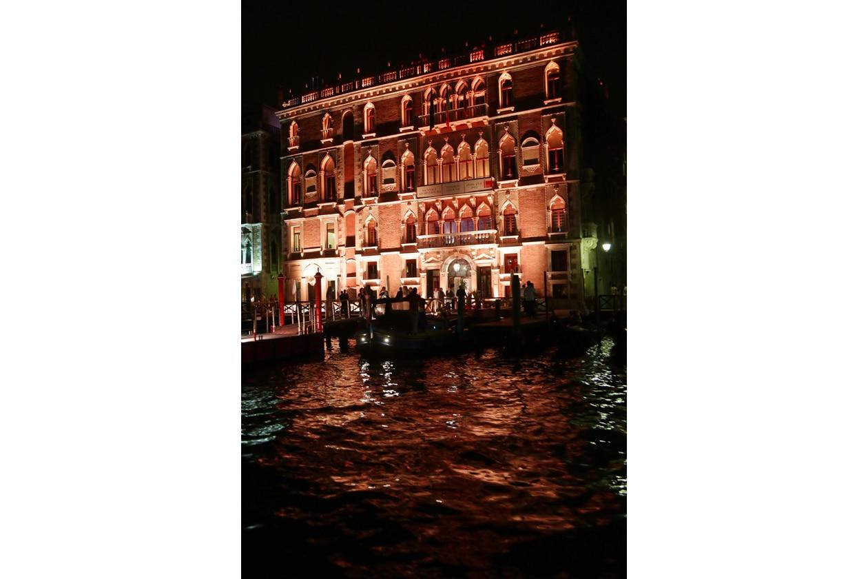 palazzo cà giustiniani venezia