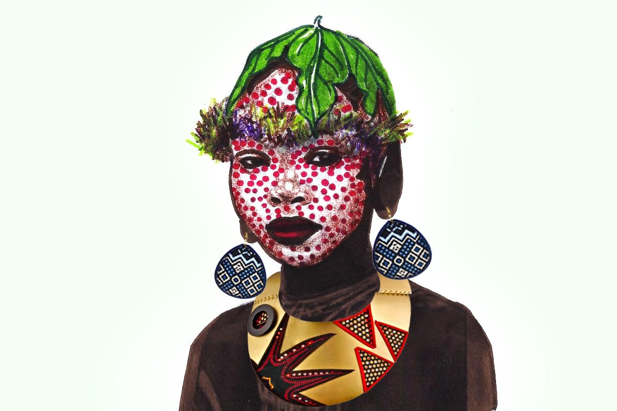 Gioielli tribali Tebazile