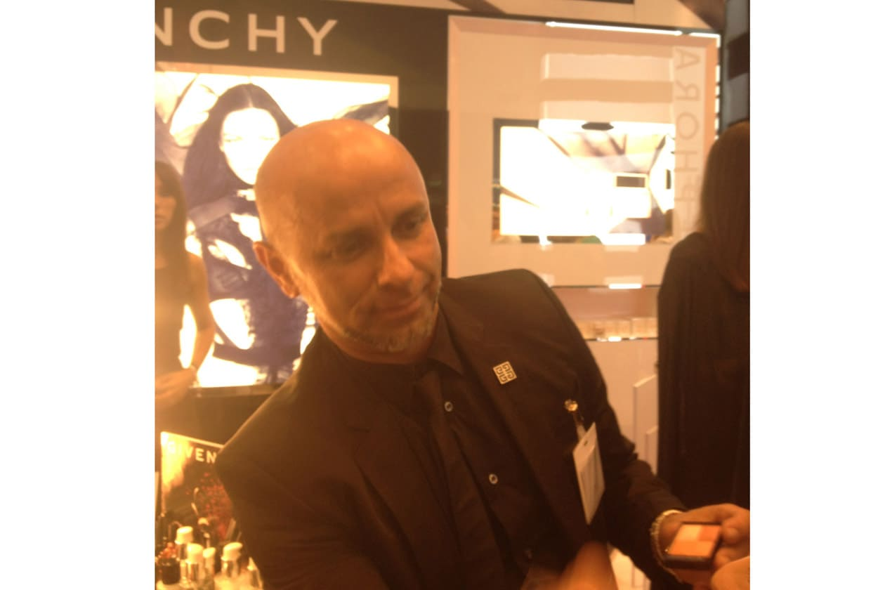 truccatore givenchy