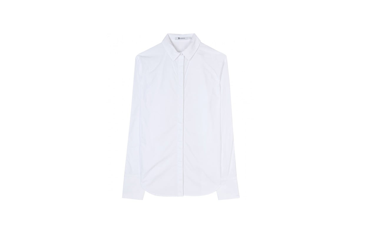 Camicia bianca T by Alexander Wang