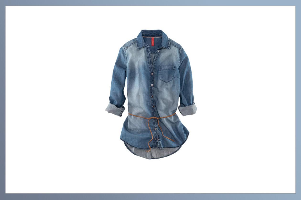 03 Camicie Denim HM