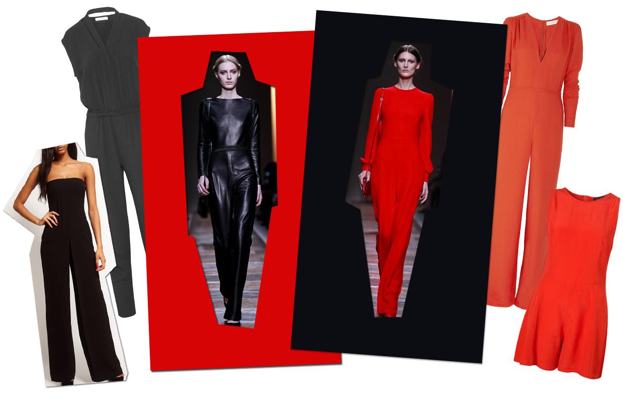 05 Rosso Nero Tuta Collage