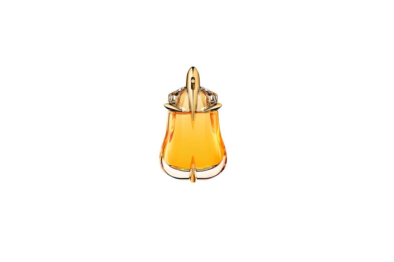 Alien Essence Absolue di Thierry Mugler è una creazione ambrata, fiorita con tocchi di vaniglia