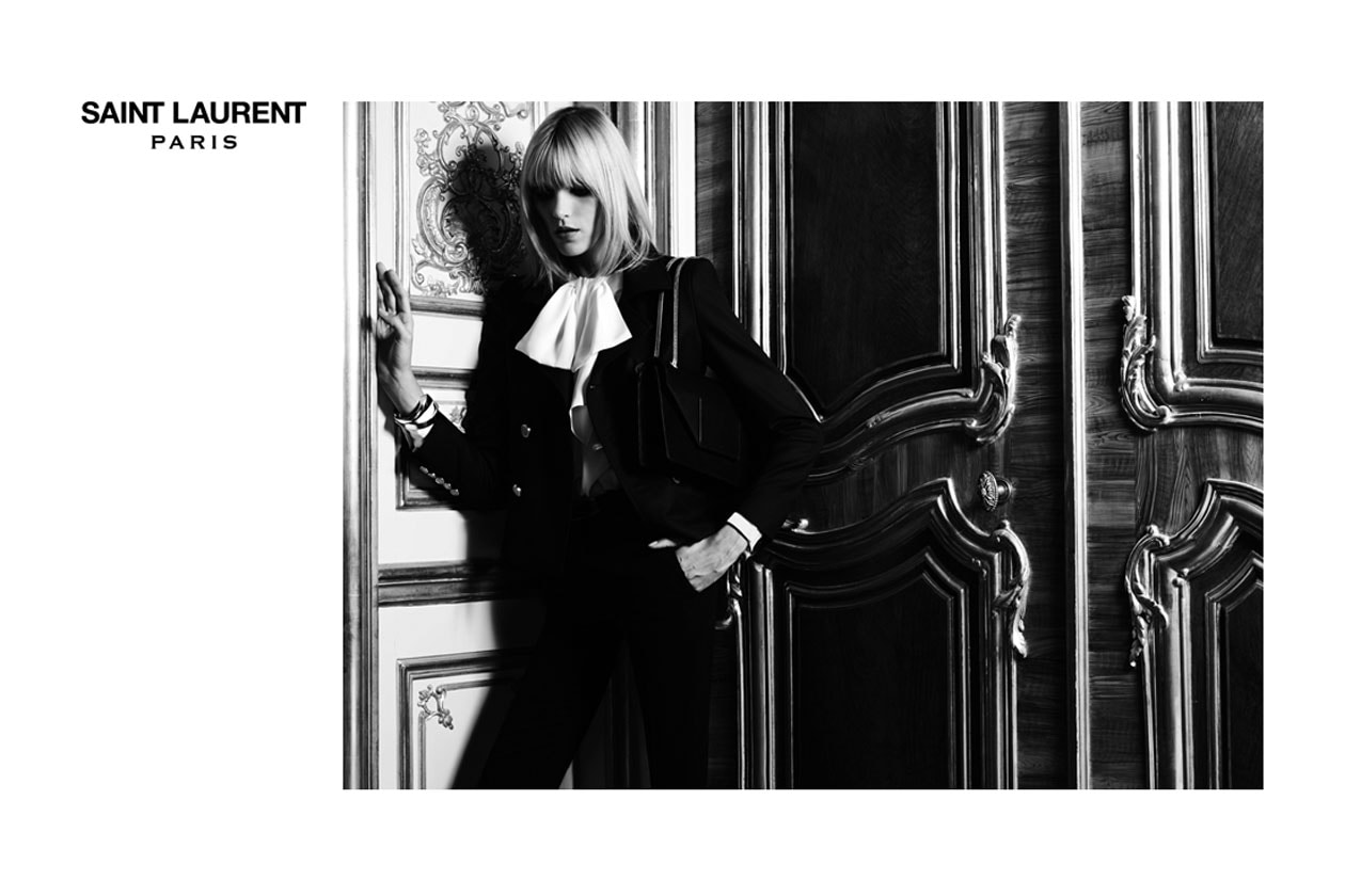 Anja Rubik Saint Laurent1