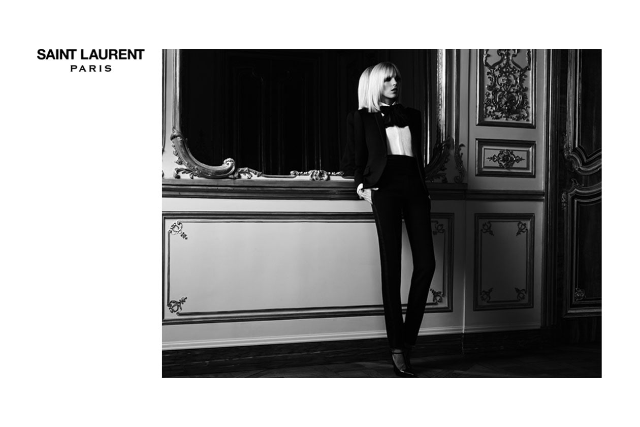 Anja Rubik Saint Laurent10