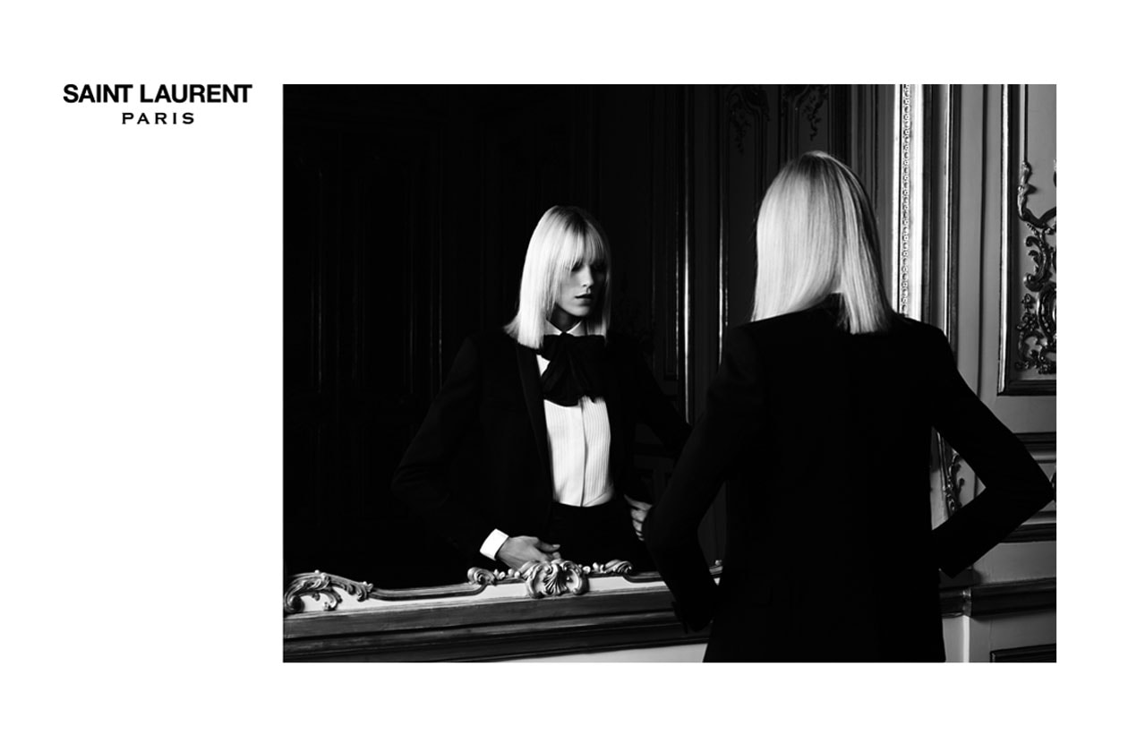 Anja Rubik Saint Laurent12