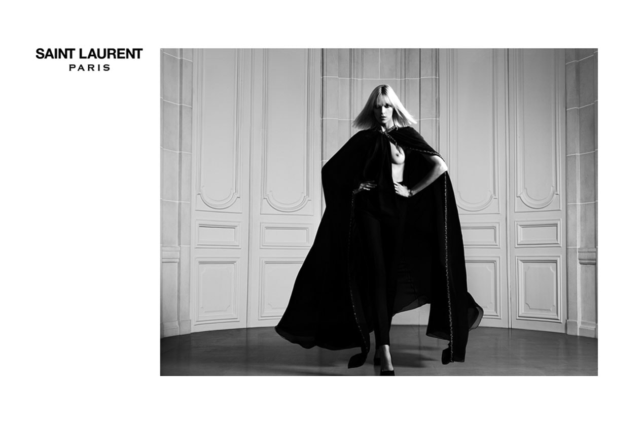 Anja Rubik Saint Laurent13