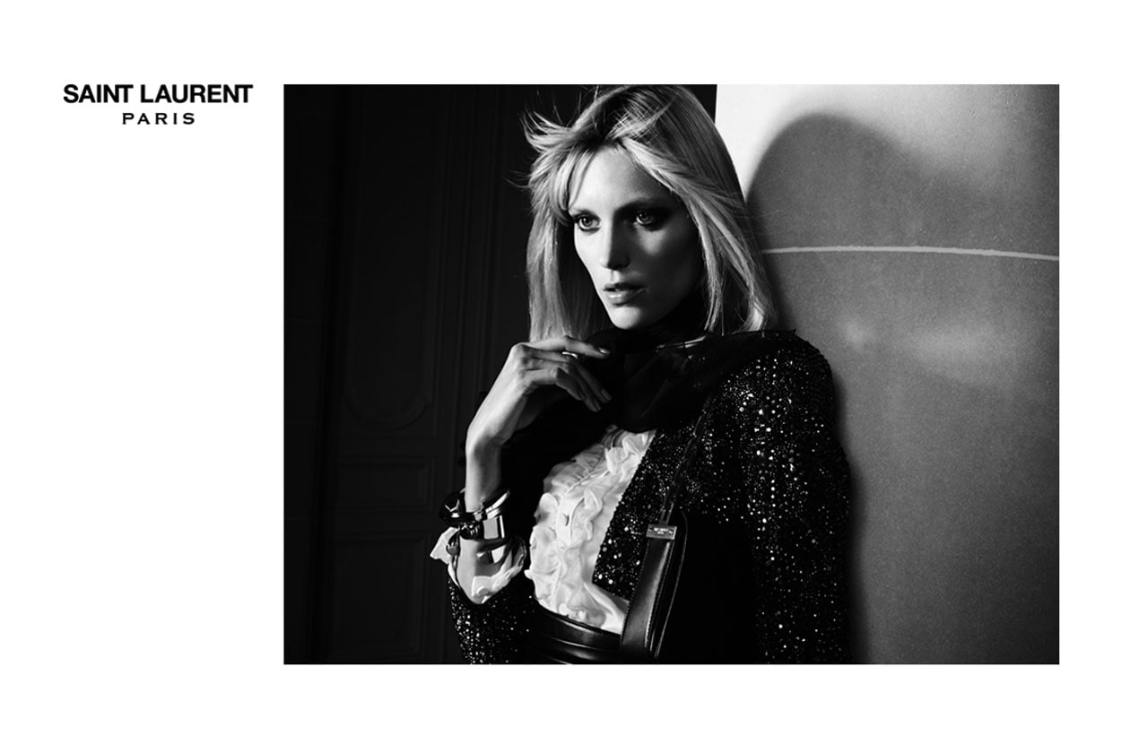 Anja Rubik Saint Laurent17