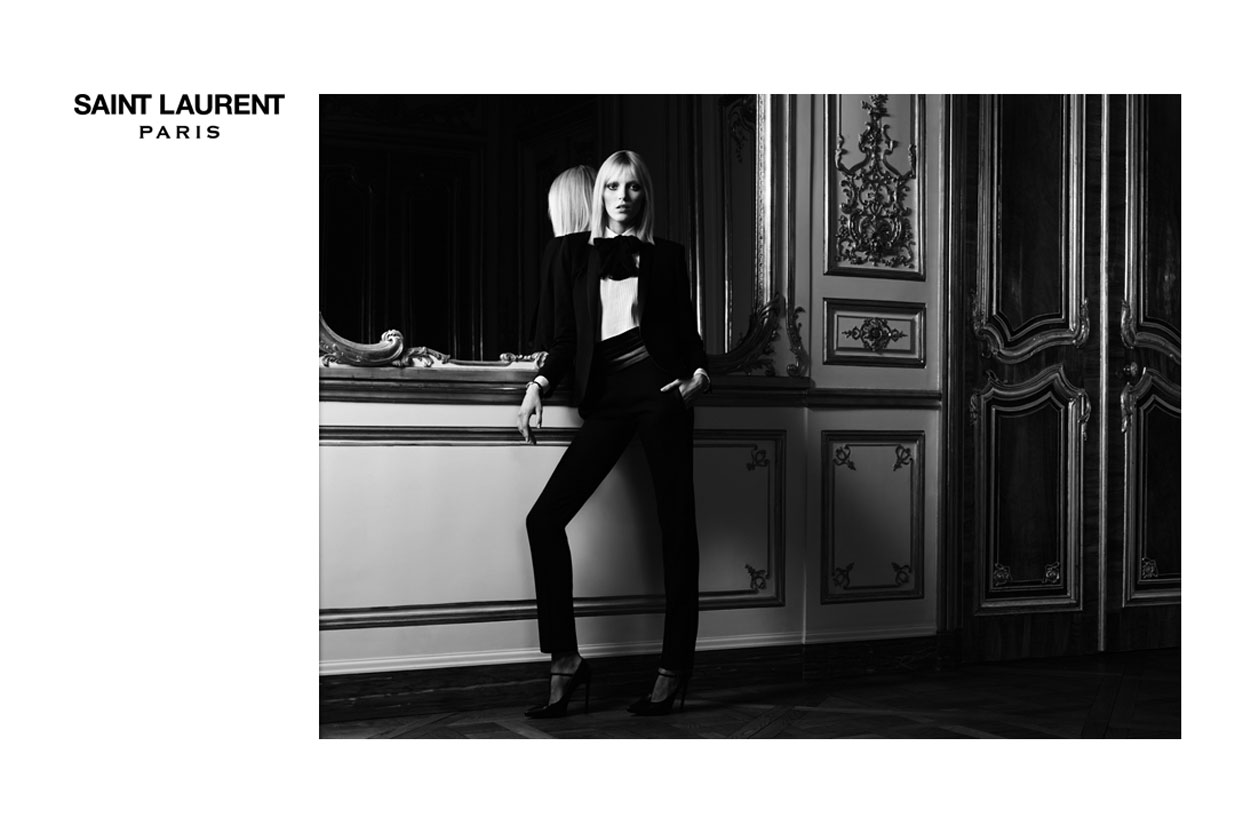 Anja Rubik Saint Laurent18