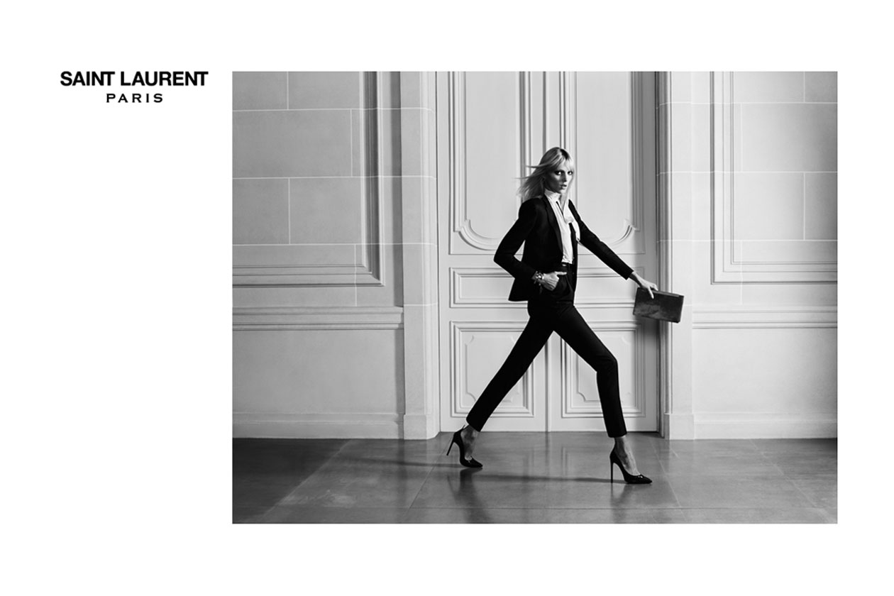 Anja Rubik Saint Laurent20
