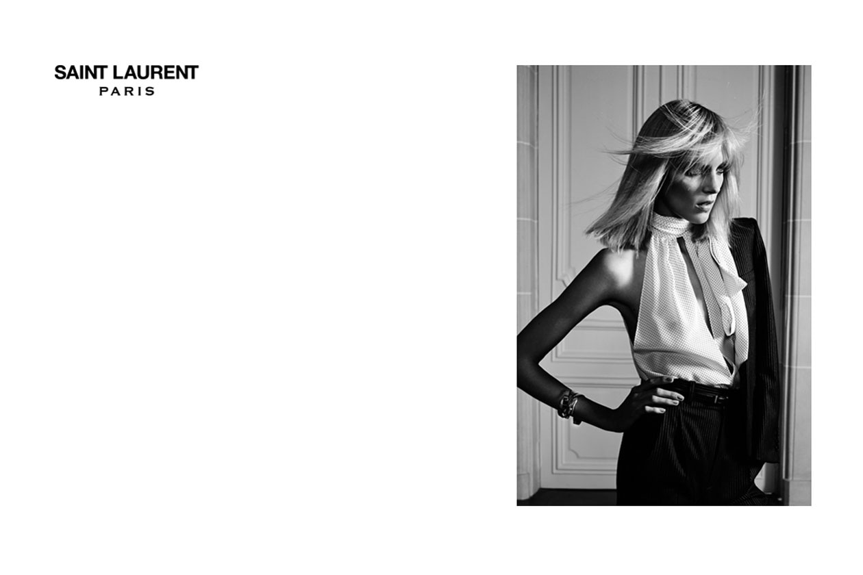 Anja Rubik Saint Laurent5