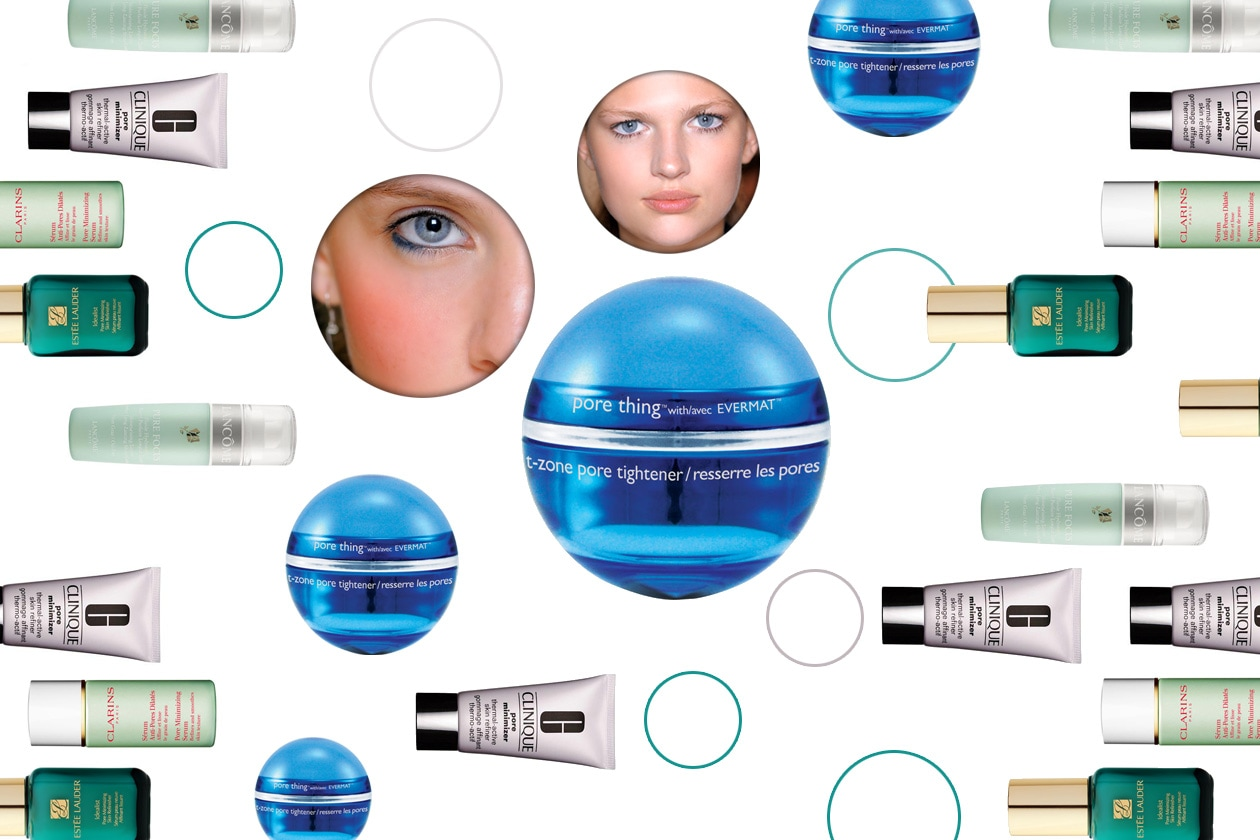 Beauty Pore minimizer Collage