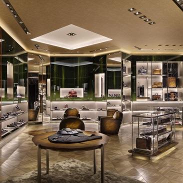Berluti apre a Osaka il lifestyle concept store