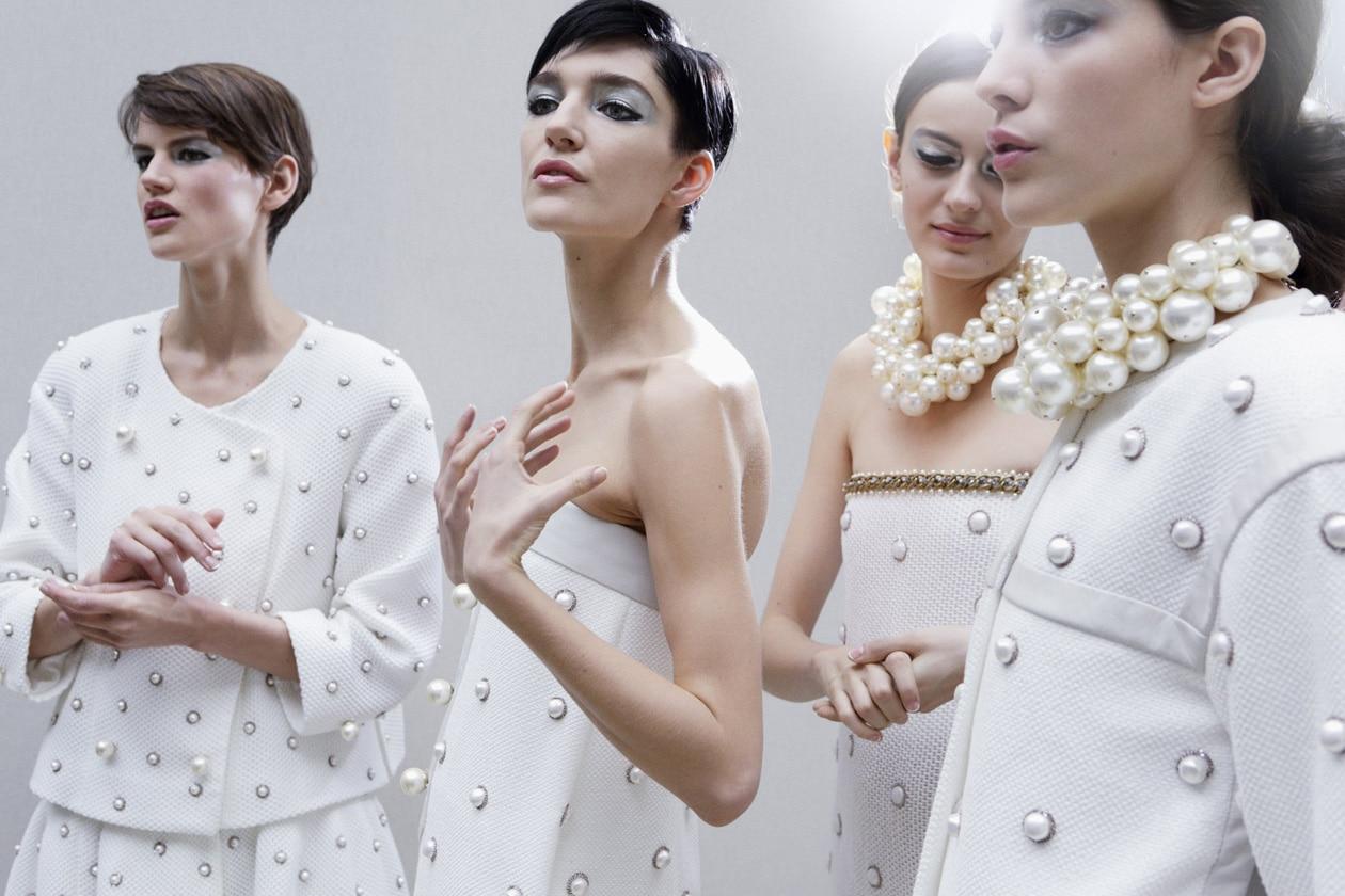 Chanel, dietro le quinte della collezione P/E 2013