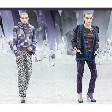 Chanel acquisisce l'azienda scozzese Barrie Knitwear
